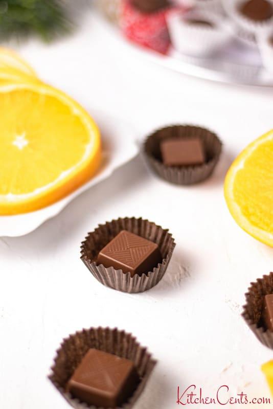 Make your own homemade chocolates - Orange Cream Chocolates: chocolate-making made easy | Kitchen Cents