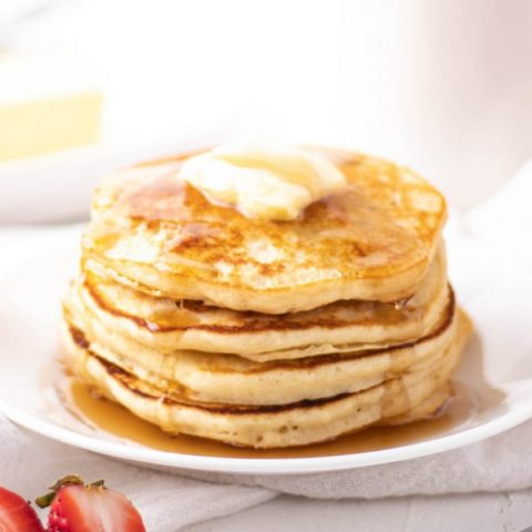 Easy hotcakes recipe, sweet and delicious | Kitchen Cents