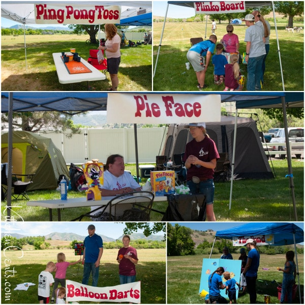 Family reunion carnival ideas | Kitchen Cents